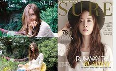 Yoon Ah | Sure Magazine 2014 Love Rain, Yoona, Magazine, Fashion, Moda, Fashion Styles, Magazines, Fashion Illustrations, Warehouse