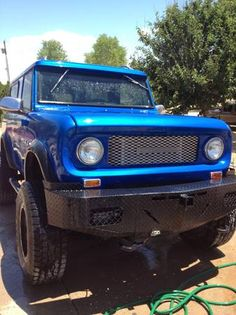 1967 International scout fully restored - $16000