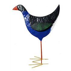 Kiwiana & NZ Gifts - Living & Giving - Pukeko Metal Clay Birds, Kiwiana, Spring Day, Giving, Art School, New Zealand, Art For Kids, Fun Ideas, Craft Ideas