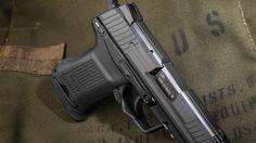 HK45 Compact Tactical