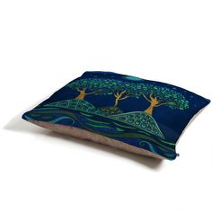 Viviana Gonzalez Once Upon A Time Pet Bed   DENY Designs Home Accessories