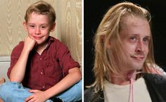 Macaulay Culkin Home Alone made Macaulay Culkin a star. Since that movie, Macaulay's career has gone down in conjunction with his looks. Some people have said it was due to drugs. Macaulay Culkin Home Alone, Celebs, Stars, People, Fashion, Celebrities, Moda, Fashion Styles, Sterne