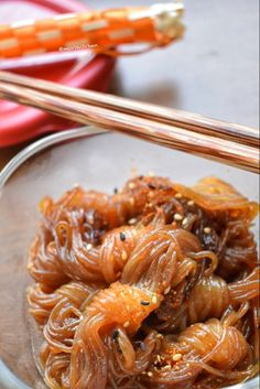 Pin on 料理 Meat Recipes, Asian Recipes, Cooking Recipes, Ethnic Recipes, Bean Sprouts, Tempura, Japchae, Food And Drink, Meals