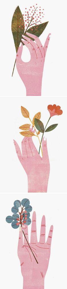 Illustrations by Barbara Dziadosz / on the Blog!