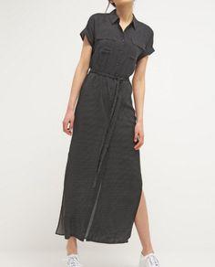 Dorothy Perkins Długa sukienka black
