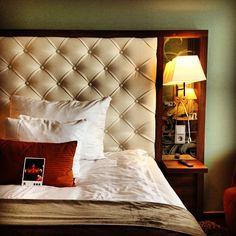 Instagram photo by @jo_hellstrom (jo_hellstrom) | #interior #bedroom at Clarion Arlanda Airport #hotel