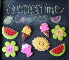Munchkin Munchies: Summertime Cookies