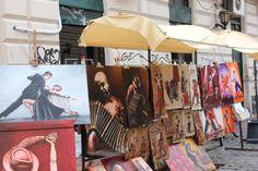 Sunday Market, San Telmo, Buenos Aires