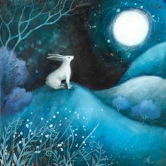 Amanda Clark - Moonbeam http://www.picturethisgallery.co.uk/index.php?_a=viewProd&productId=2170
