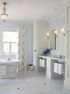 25 Bathroom Makeover Ideas: Level Up your Bathroom with This Elegant Furniture Do you plan to spruce up your bathroom? Aiming for elegance is the way to go! But first, check out these bathroom makeover ideas to find some helpful tips. White Bathroom Interior, All White Bathroom, White Interior Design, Small Bathroom, Master Bathroom, Bathroom Vanity Storage, Rustic Bathroom Vanities, Bathroom Ideas, Bathroom Cabinets