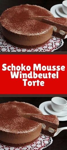 Schoko Mousse Windbeutel Torte 😍 😍 😍 You are in the right place about caja de Chocolate Here we offer you the most beautiful pictures about the dairy milk Chocolate you are looking for. Beef Pies, Mince Pies, Cream Puff Cakes, Red Wine Gravy, Cake Recipes, Dessert Recipes, Dessert Blog, Lemon Desserts, Flaky Pastry