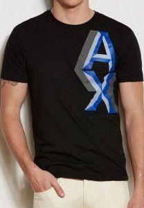 Camiseta Armani Exchange AX1467 Camiseta Armani Exchange, Emporio Armani, Lacoste, Tommy Hilfiger, Calvin Klein, Men's Fashion, Ralph Lauren, Tees, Mens Tops
