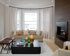 Bow Curved And Bay Window Coverings Solutions