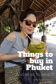 thailand travel Things to buy in Phuket. And what to avoid!thailand travel Things to buy in Phuket. And what to avoid!thailand travel Things to buy in Phuket. Phuket Thailand, Phuket Food, Thailand Vacation, Thailand Destinations, Thailand Honeymoon, Visit Thailand, Holiday Destinations, Vacation Destinations, Phuket Travel Guide