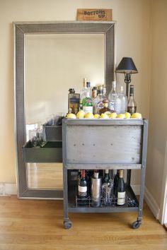 Bartender! #modernthanksgiving