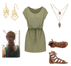 """cute day time outfit"" by livliv-xoxo on Polyvore"
