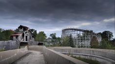Stormy Skies Over World's Eeriest Abandoned Theme Parks (PHOTOS) - weather.com