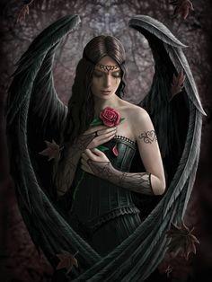 anjos goticos imagens - Pesquisa Google