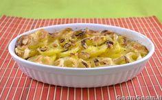 • Porri e patate al forno - Ricetta Porri e patate al forno