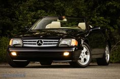 1999 Mercedes-Benz SL500 by Custom Classics in Lancaster CA . Click to view more photos and mod info.