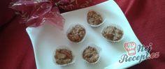 Recept Medovo-jablečné košíčky Muffin, Pudding, Breakfast, Desserts, Food, Morning Coffee, Tailgate Desserts, Deserts, Custard Pudding