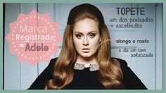 Topete versátil #adele #topete #cabelo #style #fashion #moda #estilo #benditablog #benditainspiracao