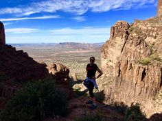 Superstition mountains trip ⛰