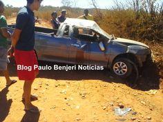 Blog Paulo Benjeri Notícias: Acidente com vitima fatal em Santa Cruz