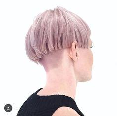lilac undercut