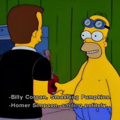 "The Simpsons #thesimpsons ""Homers wit is on point #thesimpsons"""