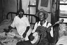 """The Blues began in the South where it was born from Slave Spirituals and work chants that were sung on plantations in the region.""  (Photo © by William Ferris)"