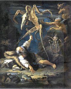 Salvator Rosa (Italian 1615–1673) [Baroque]