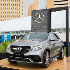 Good afternoon from the second weekend of @RockInRioUSA music festival. The Mercedes-AMG GLE63 S Coupe is ready for another day of amazing performances.