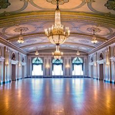 "pretty venue for ""fancy"" event dancing class or ball?"