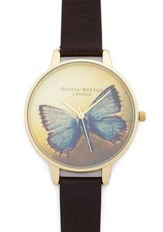 Olivia Burton Time Flies By Watch