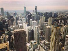 Chicago que me estoy enamorando...