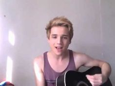 BOYFRIEND - Justin Bieber (COVER by Elyar Fox)... he's just too cute! and has an amazing voice!