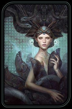 Calpernia by GerryArthur on DeviantArt
