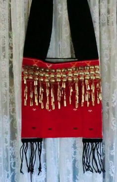VINTAGE Ethnic Gypsy PURSE  Bohemian Style  by BabylonSisters, $25.00