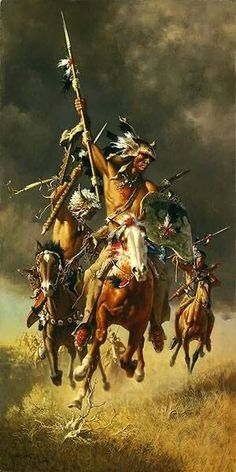 Native American Indian art