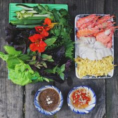 It's spring/summer rolls time!