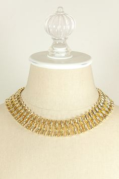 Vintage Statement Necklace from Sweet & Spark, Curated Vintage Jewelry
