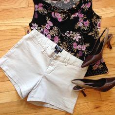 Ralph Lauren Jean Shorts (4) Excellent condition. 96% Cotton 4% Spandex Ralph Lauren Shorts Jean Shorts