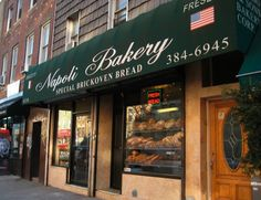 Napoli Bakery, Williamsburg, Brooklynn, NY.