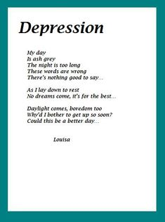 Famous Poems About Pain | Sad Poems That Make YOu Cry About Life Tumblr About Love and Pain ...