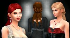 Mystufforigin: Gentle Hair  - Sims 4 Hairs - http://sims4hairs.com/mystufforigin-gentle-hair/