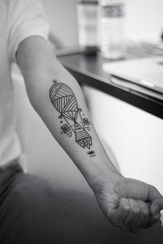Oui, Toi? (via Tattoologist)