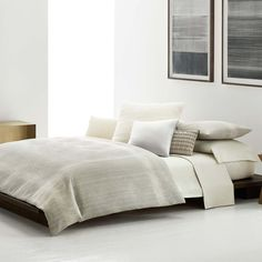 Basel Bedding by Calvin Klein Home at Dotmaison