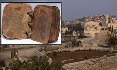 Could this be the biggest find since the Dead Sea Scrolls? Seventy metal books found in cave in Jordan could change our view of Biblical history