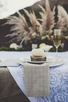 thanksgiving fall tabletop via ruffled blog